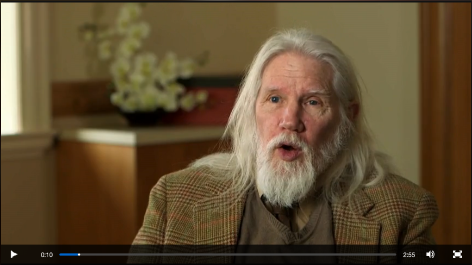 Whitfield Diffie about real threat